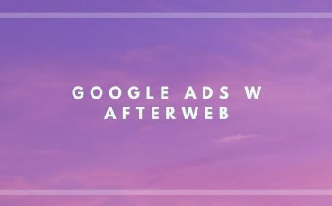 Google Ads w Afterweb